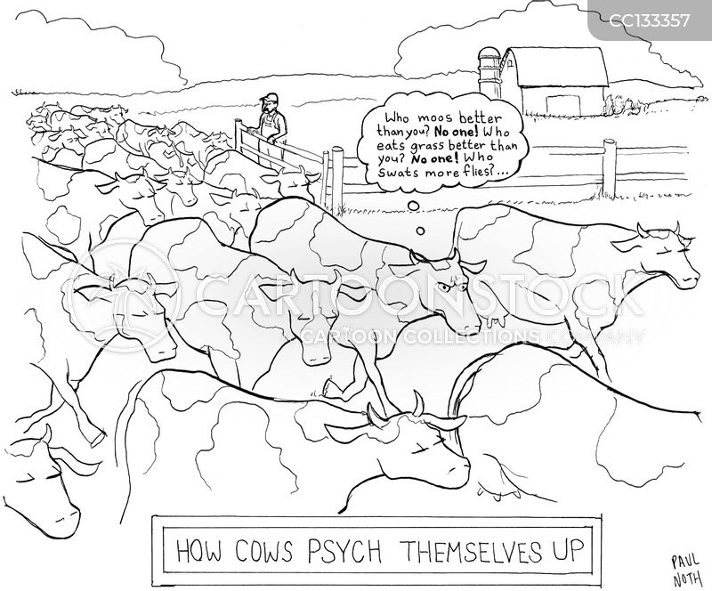 Psych cartoon
