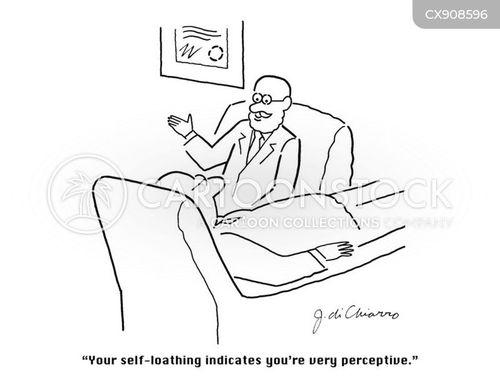 bad person cartoon