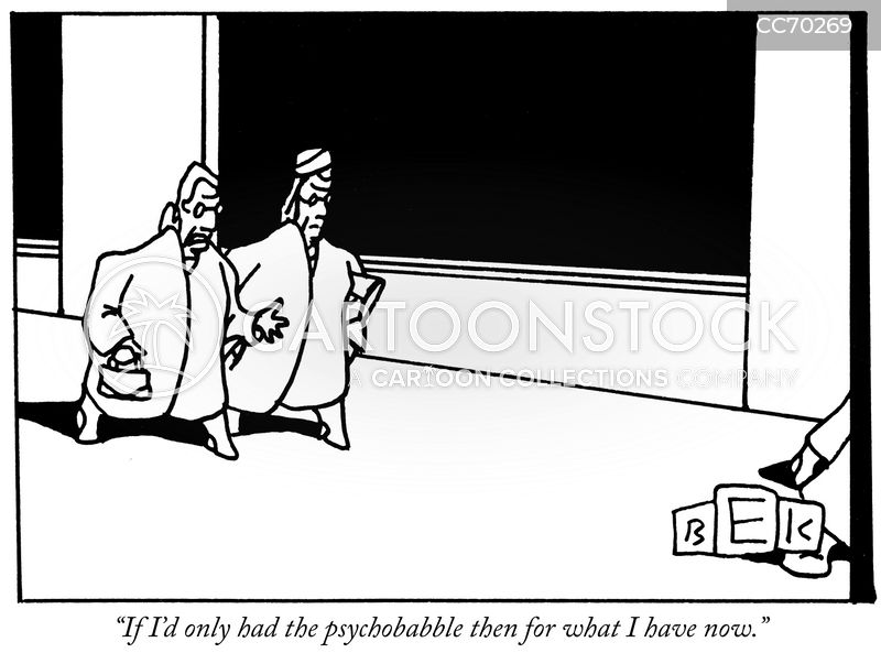 psychobabble cartoon