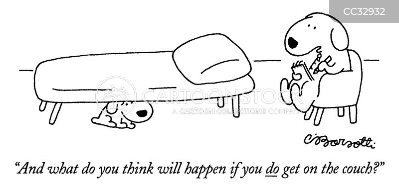 couch cartoon
