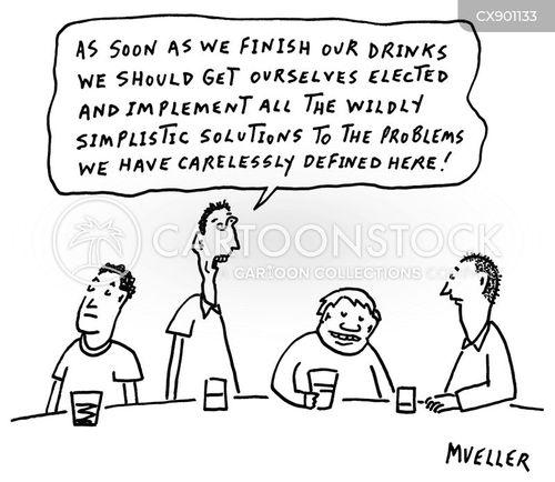 beverage cartoon