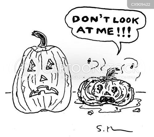 carves cartoon