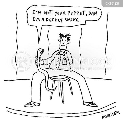 puppets cartoon
