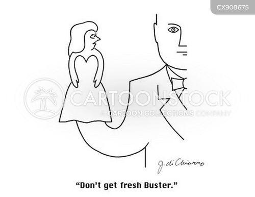 misogynistic cartoon