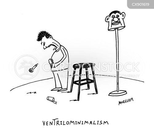 starved cartoon