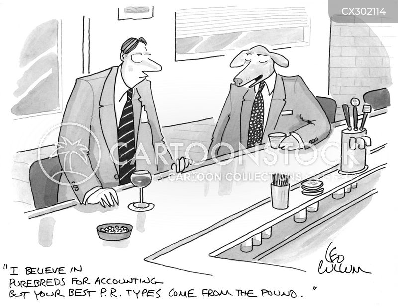 profession cartoon