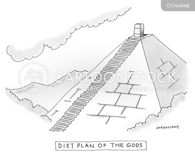 staircases cartoon