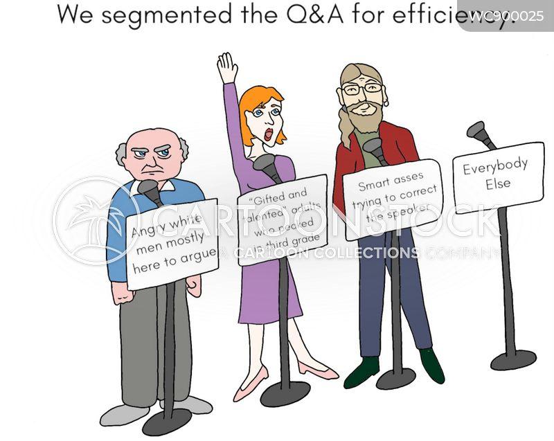smart ass cartoon