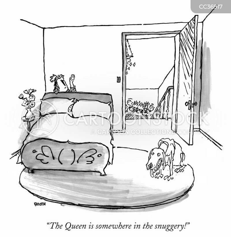 bedroom game cartoon