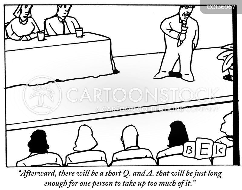 self-interest cartoon