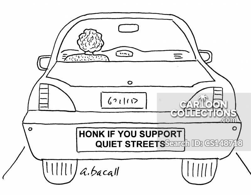 community movements cartoon