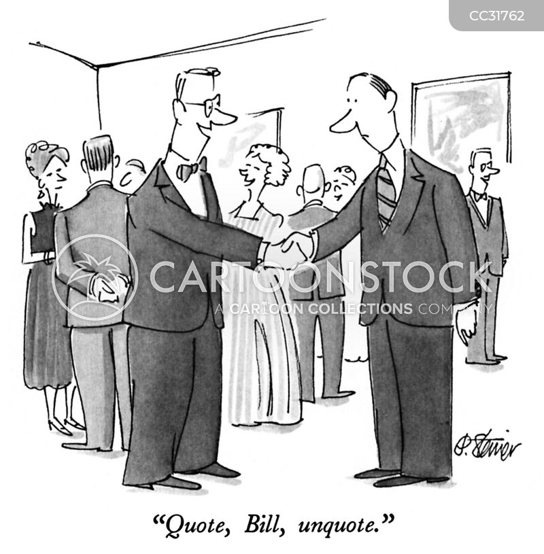 quotations cartoon