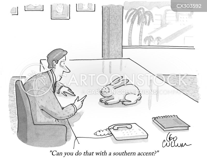 casting directors cartoon