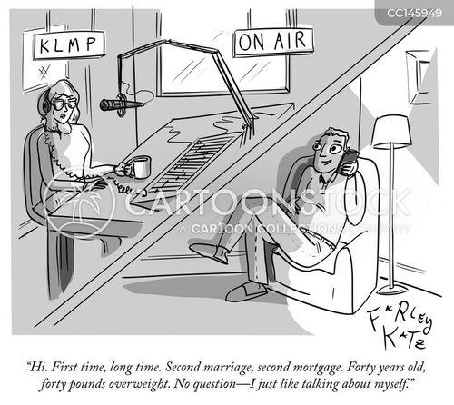 radio programs cartoon
