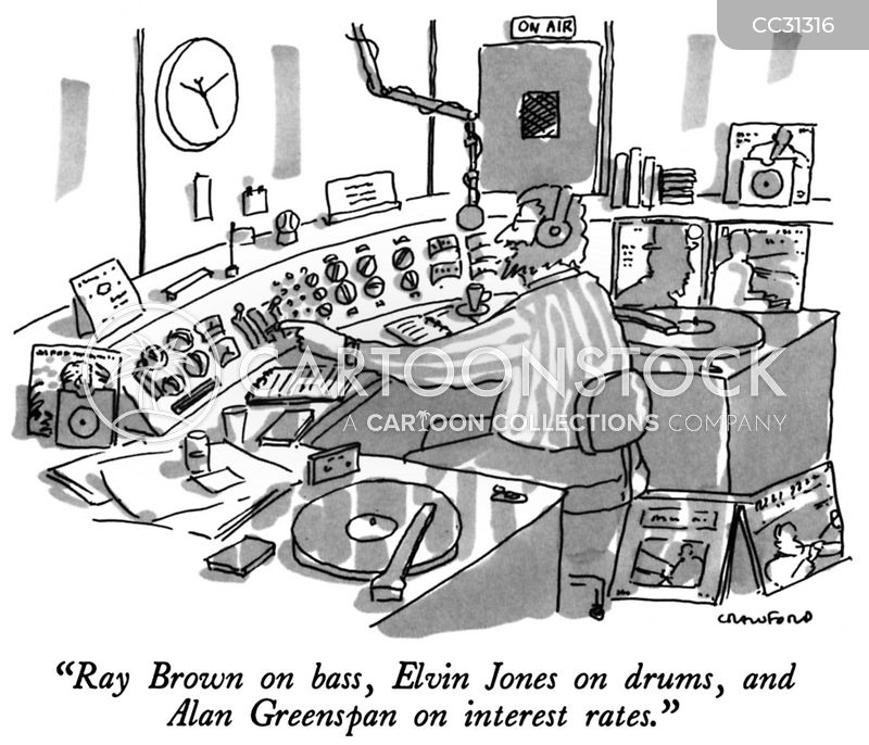 jazz cartoon