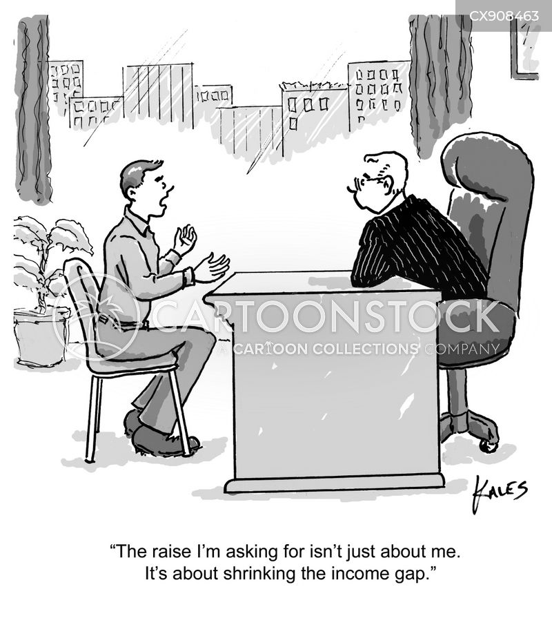 underpaid cartoon