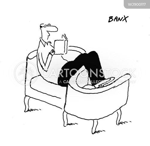 discomfort cartoon