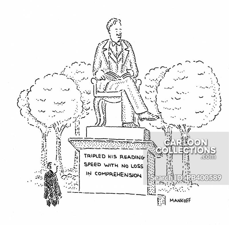 comprehension cartoon