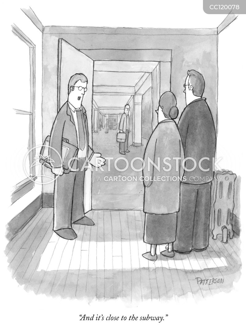 Property Agencies cartoon