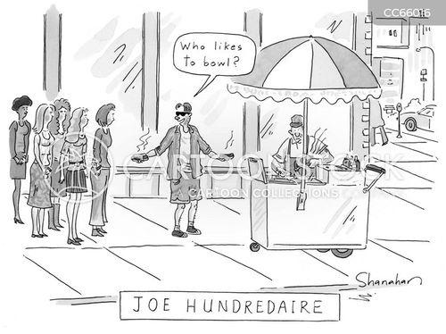dating show cartoon