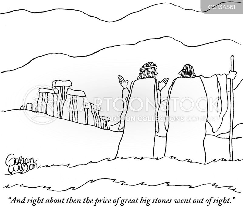 druidic cartoon
