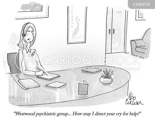 cry for help cartoon