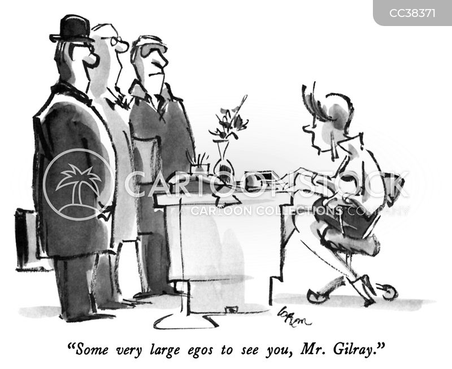 superiority cartoon