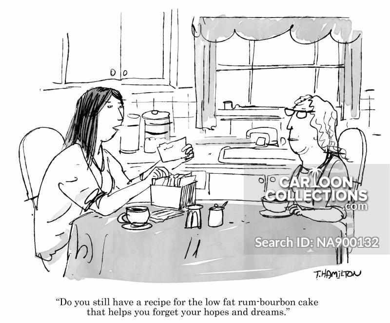 ingredient cartoon