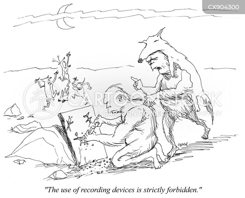 tablet cartoon