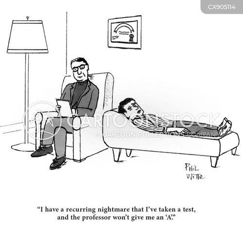 perfectionists cartoon