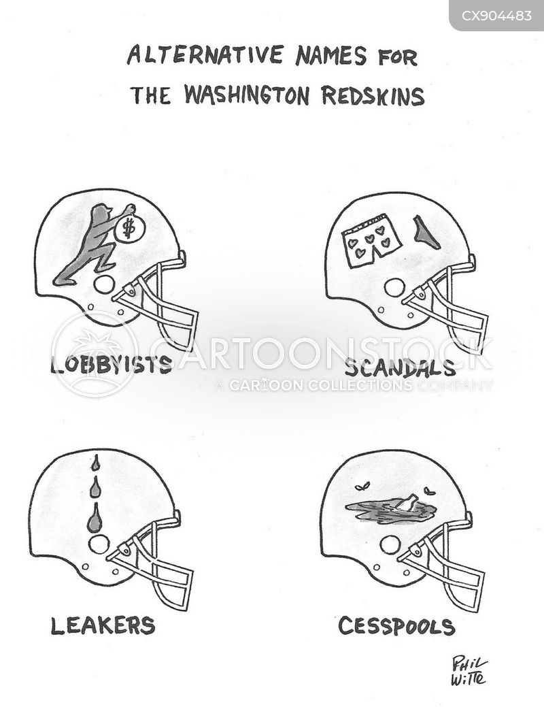 football team cartoon