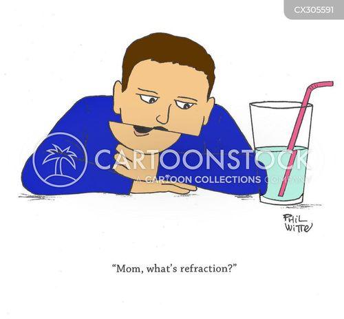 science class cartoon