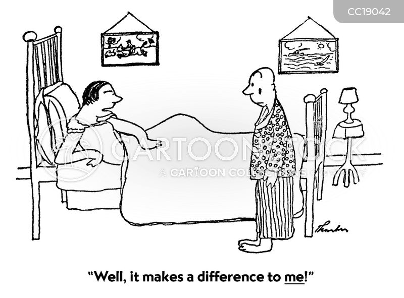Impotence cartoon