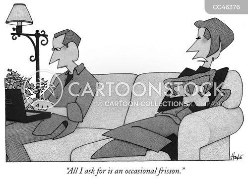 excitement cartoon