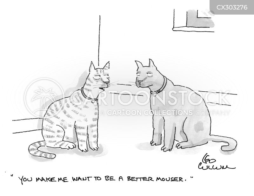 motivate cartoon