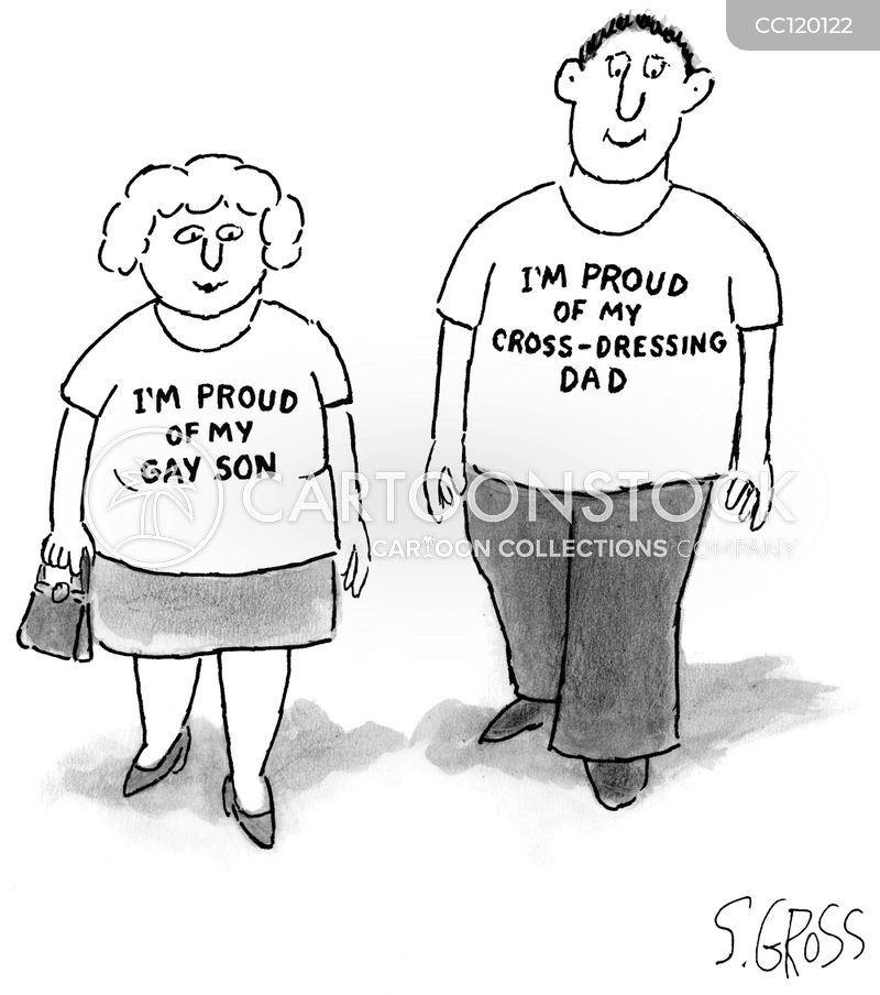 prejudice cartoon