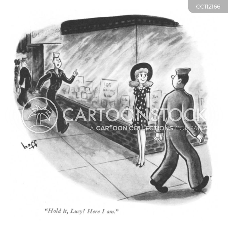 world war two soldier cartoon