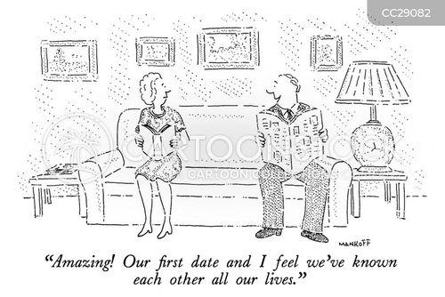 overly familiar cartoon