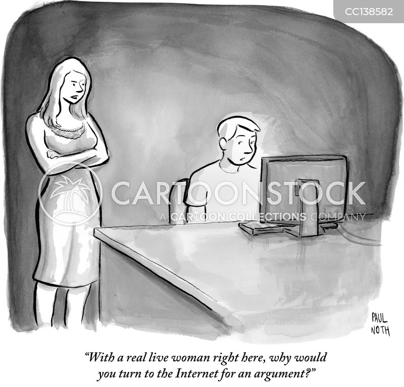 woman cartoon
