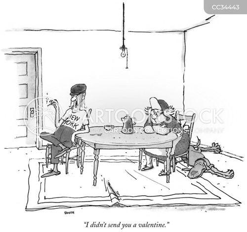 secret admirers cartoon