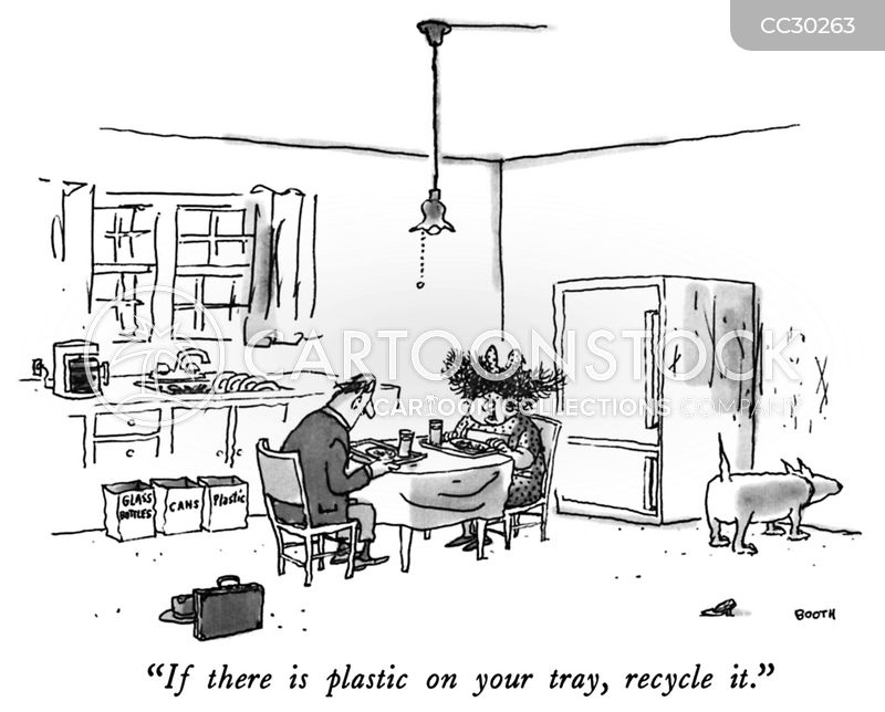 trays cartoon