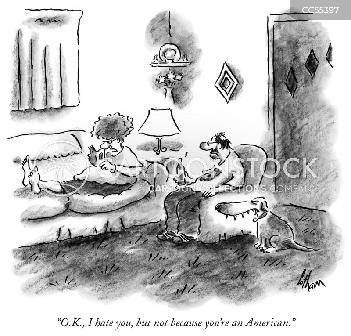 bad marriage cartoon
