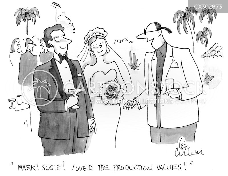 Movie Industry cartoon