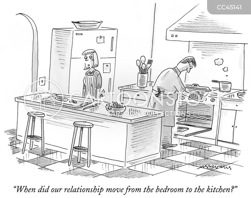 long term relationships cartoon