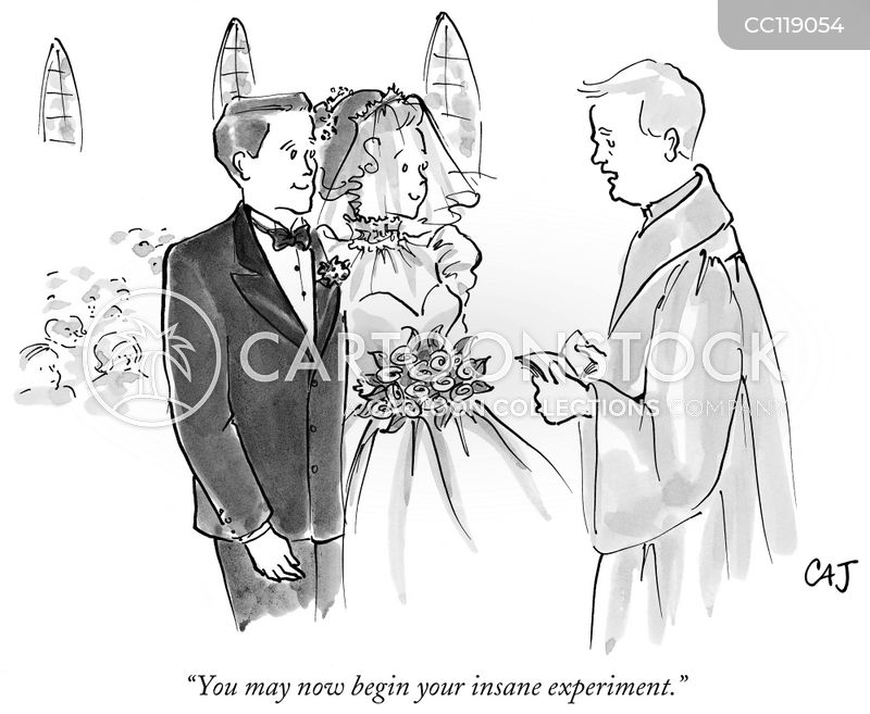 married cartoon