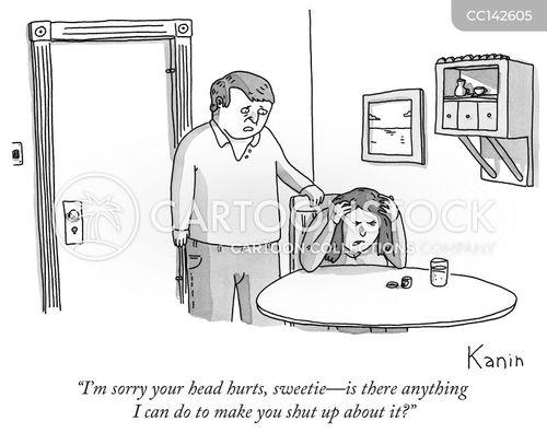 sympathetic cartoon