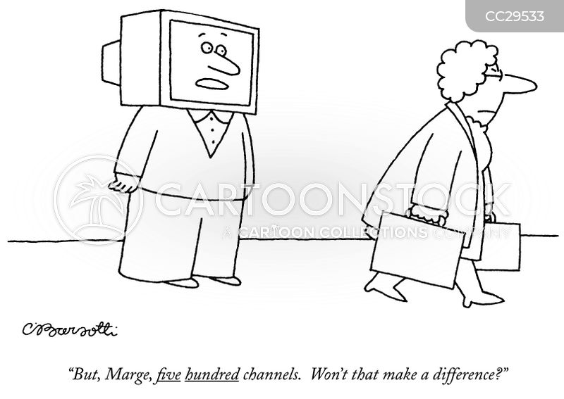variety cartoon