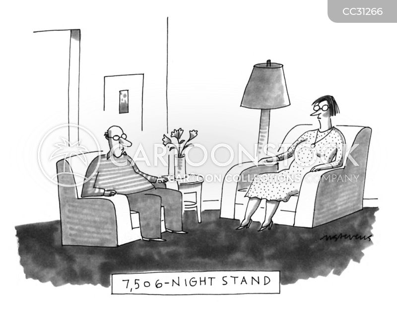 one night stand cartoon
