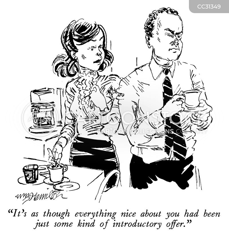couples counselling cartoon