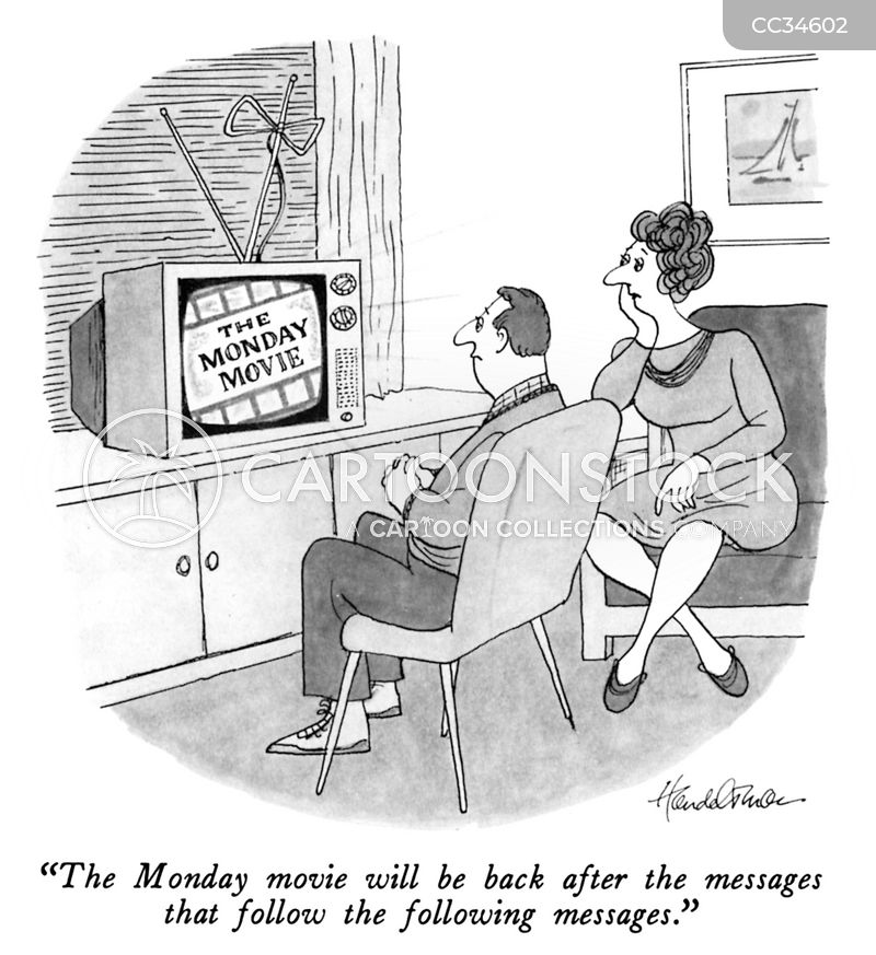 advertising cartoon